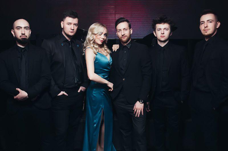Gently кавер группа в Москве